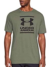 Under Armour UA GL Foundation SS T Camiseta, Hombre