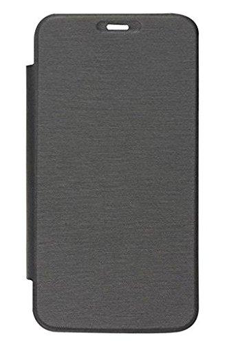 Dashmesh Shopping Durable Premium Flip Cover for Xiaomi Mi4 Black Color