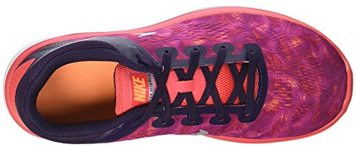 Nike 845029-502, Sneakers trail-running fille Violet