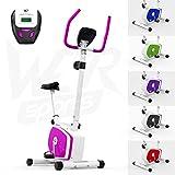 We R Sports Magnétique Intérieur Exercice Vélo Maison Aptitude Cardio Faire Du Sport Machine (Rose)