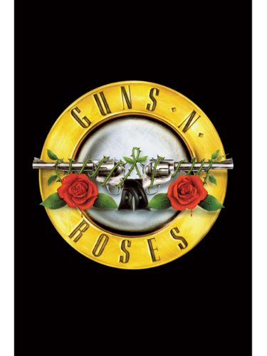 GB eye LTD, Guns N Roses, Logo, Maxi Poster, 61 x 91,5 cm