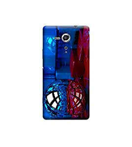 EPICCASE Premium Printed Back Case Cover With Full protection For Sony Xperia SP (Designer Case)