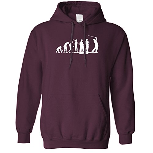 evolution-of-golf-club-course-iron-wood-hoodie-maroon