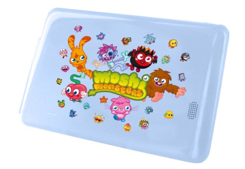 Moshi Monsters 7 inch Capacitive Touch LCD Tablet (ARM Cortex A8 1.5GHz, 4GB RAM, 4GB Memory, Android 4.0)