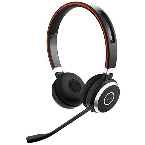 JABRA Evolve 65 UC Duo USB Bluetooth (Bluetooth-stereo -)