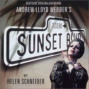 Sunset Boulevard - German Cast Album