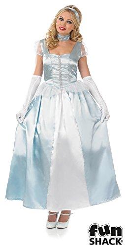 Fun Shack Märchen-Prinzessin - Adult Kostüm - XL - 48-50