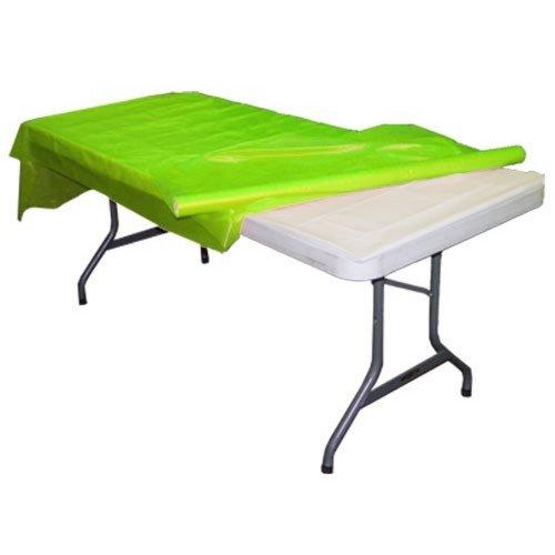 Kunststoff Bankett Tisch Rollen lindgrün