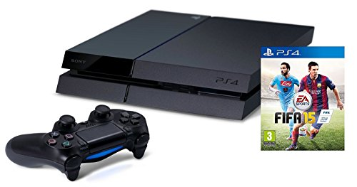 PlayStation 4: Console 500GB B Chassis + FIFA 15 [Bundle]