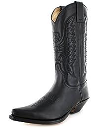 Sendra Boots 2073 - Botas De Vaquero de cuero unisex