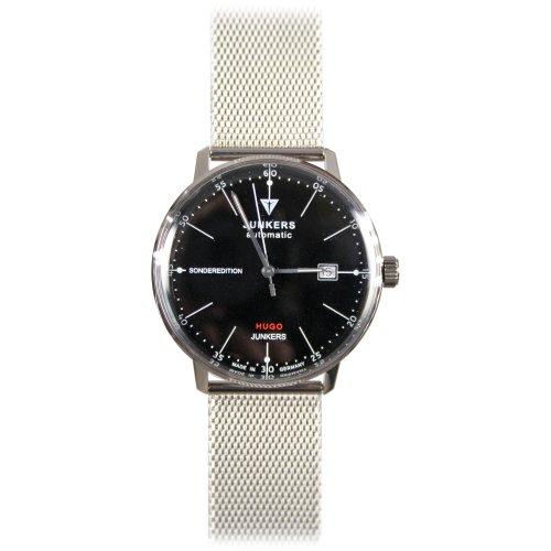 Junkers 6050M-2/SE - Reloj para hombres color plateado
