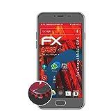 atFolix Schutzfolie passend für General-Mobile GM 6 Folie, entspiegelnde & Flexible FX Bildschirmschutzfolie (3X)