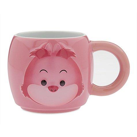 Mug Tsum Tsum Le Chat du Cheshire, Alice au Pays des Merveilles Disney