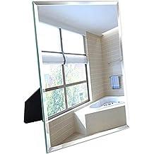 Umi. by Amazon - Specchio senza cornice, Multicolore, 33 x 27 cm