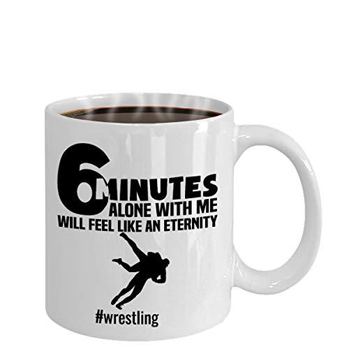 Ethelt5IV Wrestling Coffee Mug Neuheit Tee Tasse Geschenk f¨¹r Wrestler und Trainer gedruckt in USA Wresler Mug Wresler Sport Geschenk Wresling Coach Mug