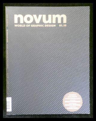 Novum - World of Graphic Design 06.15465 (dt./engl.)