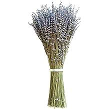 artificial flores secas ramos natural flores secas diy fragante lavanda flores secas sala de estar decoracin