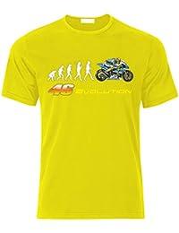 Fruit of the Loom - T-shirt - Uni - Homme Multicolore Multicolore