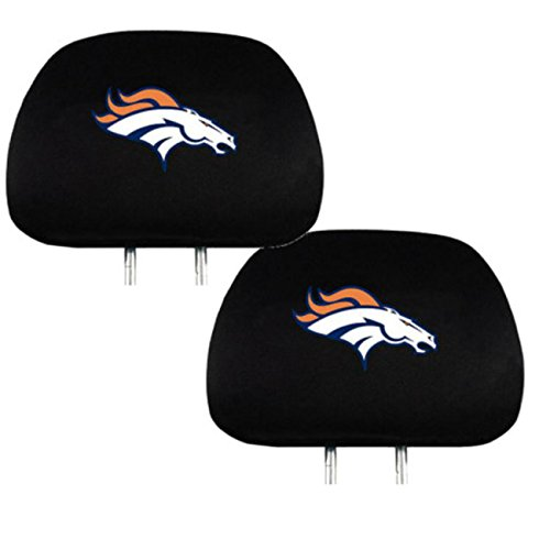 Team ProMark Offizielles National Football League Fan Shop Authentic Kopfstütze Bezug, Denver Broncos