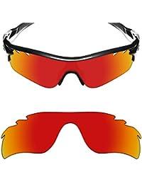 Lentes de repuesto para gafas de sol MRY polarizadas Oakley RadarLock Path Vented