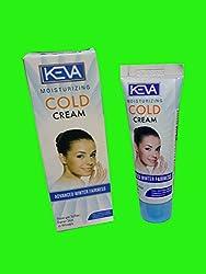 Keva Moisturizing Cold Cream - 50 g (Pack of 3)