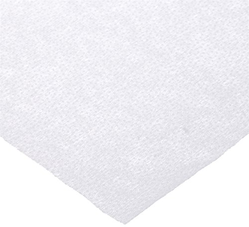 Heat N' Bond Non-Woven Medium-Weight Fusible Interfacing, 50cm x 25 yds,  White