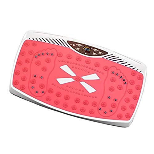 QNJM Fitness Vibration Platform - Crazy Fit Vibrationsplatte-Ganzkörper-Schütteltrainingsgerät for Body Shaper Gewichtsverlust (Size : 71.5cm/28.1inch)