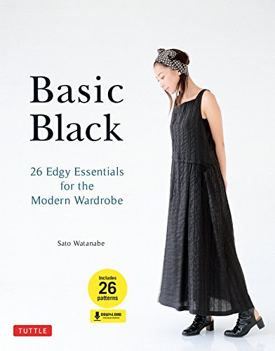 Basic Black: 26 Edgy Essentials for the Modern Wardrobe (English - Adult Girl Kostüm