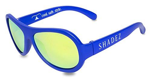 Shadez Sunglasses for Kids (0-3 Years, Blue)