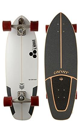 "Carver x Channel Islands CI New Flyer C7 9.75"" x 29.25"" Komplett Cruiser"
