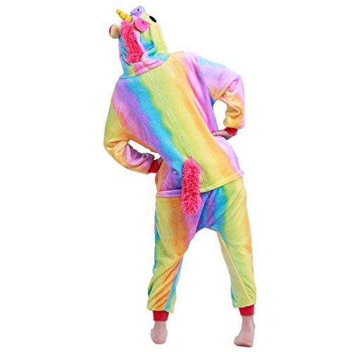 DPois Pijama Unicornio Divertido Invierno Otoño Niño