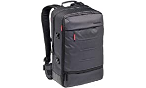 Manfrotto Manhattan Capture Life zaino mover-50 per fotocamere DSLR/Csc, nero, full-size (MB mn-bp-mv-50)