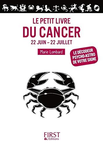 Le Petit Livre du Cancer