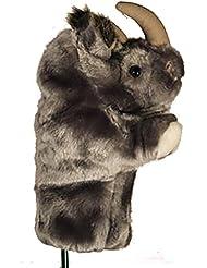 essepiemme Golf–coprilegno forme de rhinocéros en polyester, flax, selon norme CE