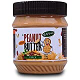 Happilo Super Crunchy Peanut Butter, 350g