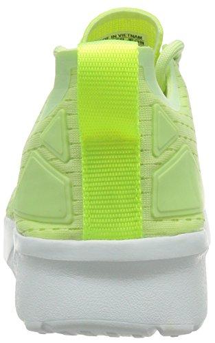 adidas ZX Flux ADV Verve, Baskets Basses Femme, 40 EU Vert clair