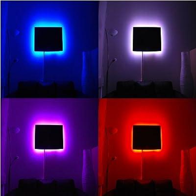 """46"""" (Zoll) TV LED Hintergrundbeleuchtung 3-seitig + 24 Tasten Fernbedienung"""