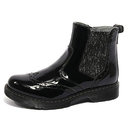B1816 beatles nero vernice NERO GIARDINI stivaletti bimba boots shoes kids nero [31]