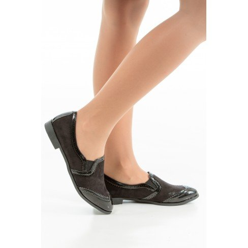 Princesse boutique - Derbies noir Noir