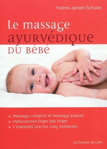 Le massage ayurvédique du bébé