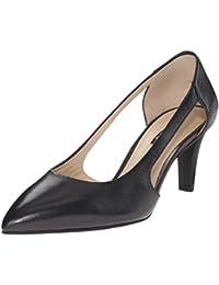 Chaussures à bout ouvert bleues Casual femme VCZiRt