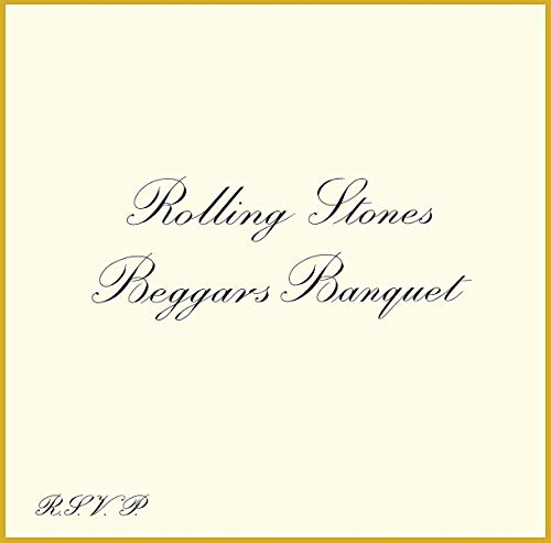 The Rolling Stones / Beggars Banquet 50th anniversary