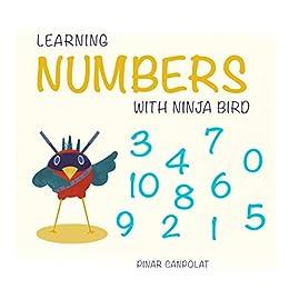 LEARNING NUMBERS WITH NINJA BIRD (English Edition) eBook ...