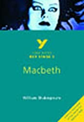 Macbeth, William Shakespeare (York Notes Key Stage 3) by James Sale (2000-02-03)