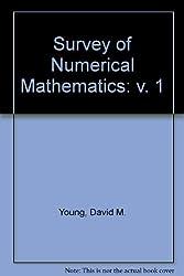 Survey of Numerical Mathematics: v. 1
