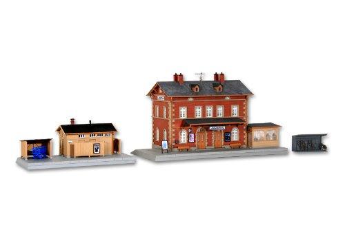 Kibri 39504 - modellismo ferroviario, stazione di langenthal, scala h0