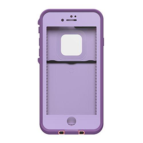 LifeProof Fré wasserdichte Schutzhülle für Apple iPhone 6 / 6s, Blau Lila
