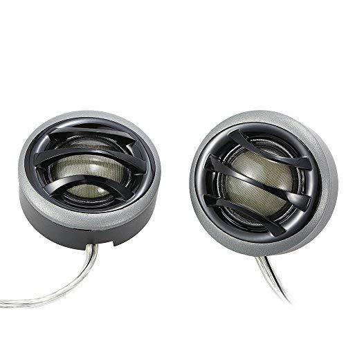 KKmoon 150W Audio Amplificador Incorporada Crossover de Alta Sonido Bocina para Coche