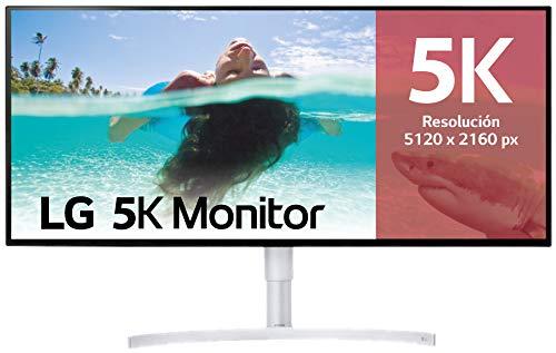 LG 34WK95U-W - Monitor Profesional 5K2K de 86
