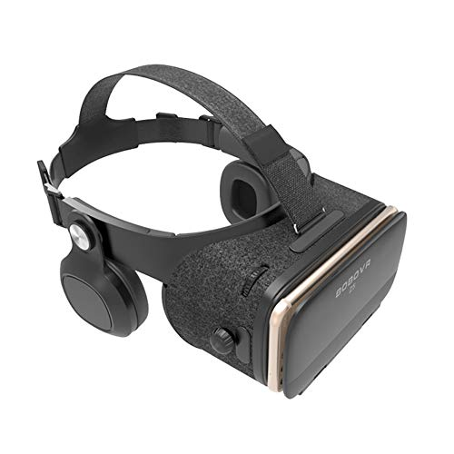 DJGHPWP VR Vr Gerceklik Virtual Reality Brille 3D Headset Google Karton Helm Brille Casque 3 D Für Telefon Smartphone